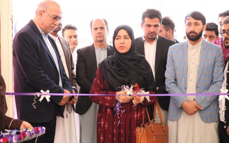 افتتاح نمایشگاه مهر و ماه