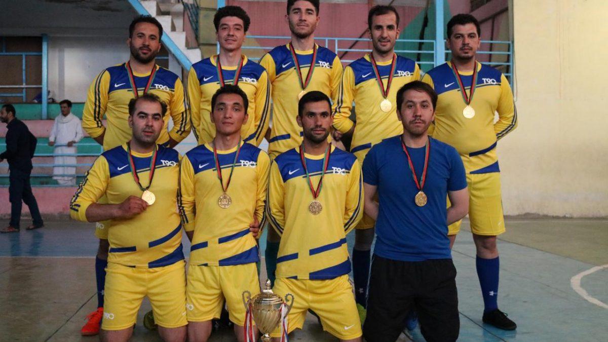 تیم قهرمان جام معلم